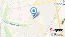 Carаван на карте