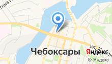 DAILY на карте