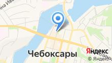 LinaNails на карте
