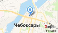 Duck на карте