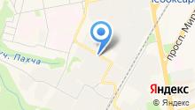 Cordiant на карте