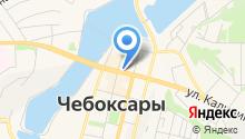 HUDOZHNIKOVA на карте