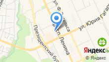Аурум Оазис Люкс на карте