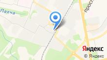 MixService на карте