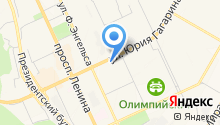 Ленинский ЗАГС на карте