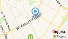Управление жилищным фондом г. Чебоксары, МБУ на карте
