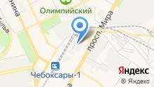 Offroad21 на карте
