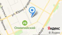 REGION POTOLOK на карте