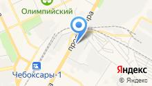 AvtoZone на карте