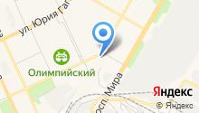 5 отряд Федеральной противопожарной службы по Чувашской Республике на карте