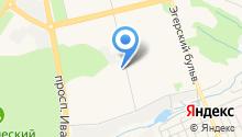 Keycheb.ru на карте