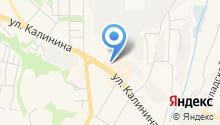 Лока на карте