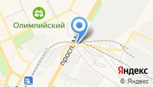 KVE-стройматериалы на карте