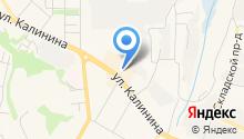 Магазин головных уборов и шарфов на карте
