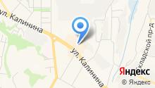 Яху на карте