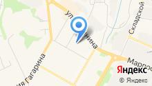 BTL-агентство на карте