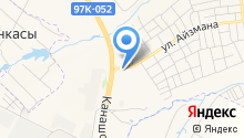 Cервисный центр на карте