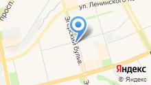 ACTIVREAL на карте