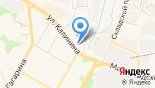 Miranda на карте