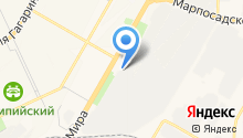 Сталь банк на карте