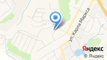 Чебоксарская центральная районная больница, МУЗ на карте