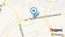 Key Service на карте