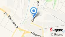 Belvedere на карте