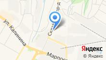 InnoVision 21 на карте