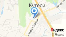 Межрайонная инспекция Федеральной налоговой службы России №5 по Чувашской Республике на карте