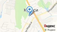 Управление Пенсионного фонда РФ в Чебоксарском районе на карте