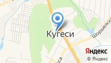 Администрация Чебоксарского района на карте