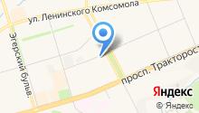 City-SMS на карте