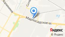 PORTA на карте