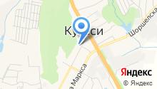 Отдел Военного комиссариата Чувашской Республики по Чебоксарскому и Мариинско-Посадскому районам на карте