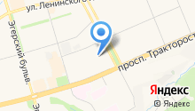LEGION на карте