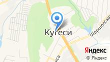 Управление образования Администрации Чебоксарского района на карте