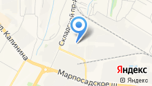 Jif на карте