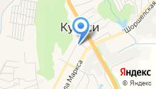 Отдел вневедомственной охраны по Чебоксарскому району на карте