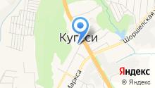 Чебоксарский районный суд на карте