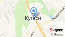 Нотариус Артемьева Н.В. на карте