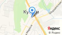 Прокуратура Чебоксарского района на карте