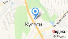 Центральная библиотека Чебоксарского района, МБУ на карте