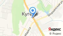 Магазин автозапчастей на ГАЗ на карте