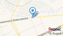 MS. КНОПКА на карте