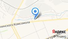 OSMA на карте