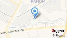 My way на карте