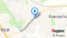 Отделение надзорной деятельности по Чебоксарскому району на карте