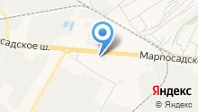 AUTO`MODA на карте