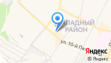 Аптека №97 г. Новочебоксарска на карте