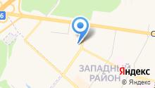Приход православной церкви Святителя Николая Чудотворца на карте